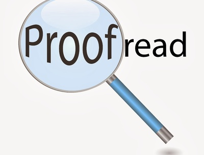 Provide a high quality proofread of your work (2,500 words)