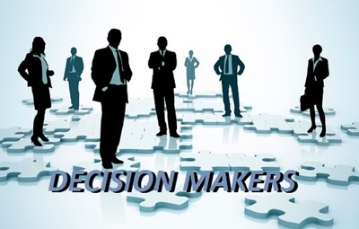 Do collect 100 leads of DECISION maker