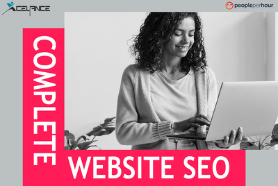 Do pro SEO package and explode your website ranking