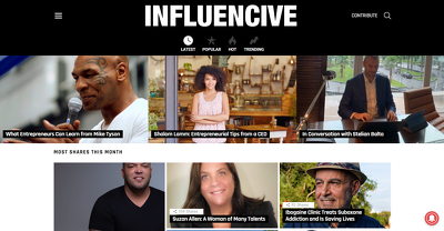 Guest Post on Influencive - Influencive.com | Do-Follow
