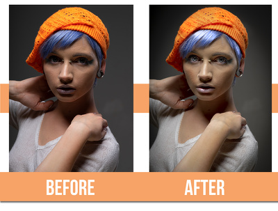 Professionally Retouch your Photos