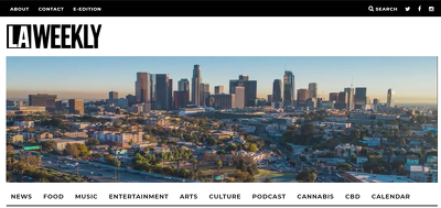 Get you Featured on LA Weekly - LAWeekly.com