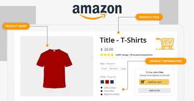 I can write top amazon listing and SEO product descriptions