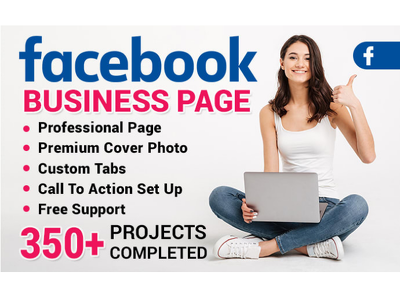 Design and create Facebook business page