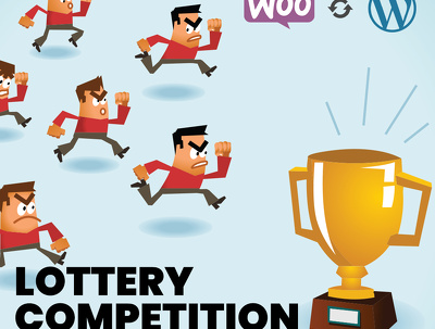 Make a competition / lottery website