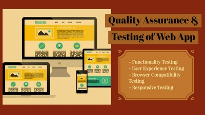 QA / Manual Tester of your website or software