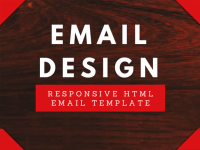 Design html email template and newsletter within 8 hours