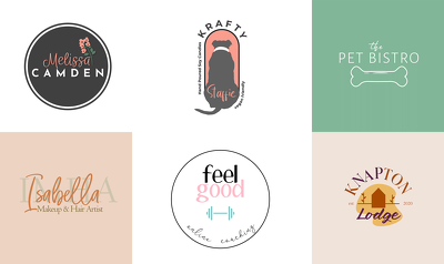 complete logo design package