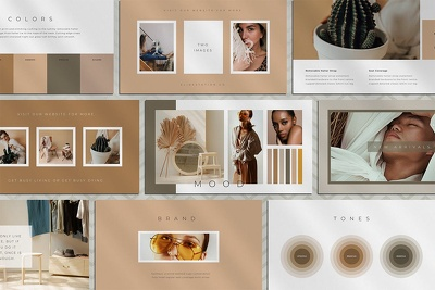 Design a Professional Brand Identity and Style Guide