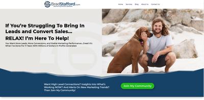 Build professional and responsive wordpress website