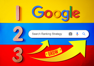 I can Rank your Website on First Page of Google