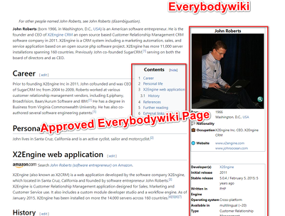 Create Approved Everybodywiki Wikipedia Page