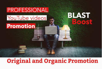 Youtube video promotion for video ranking