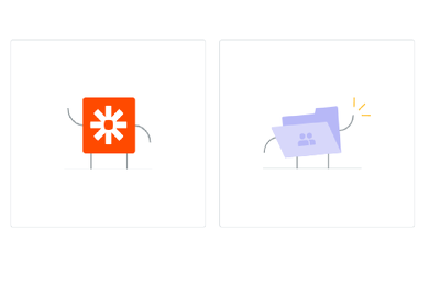 Create automated action for incoming email via zapier.
