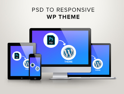 PSD to Wordpress Theme using Bootstrap