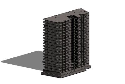 Make for you 3D structural model