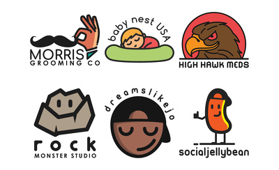 Create Unique & Professional Logo Design for Business