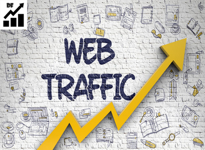 Send real web traffic to your website organically