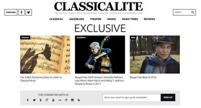 get you featured on Classical Lite (Music and Entertainment)