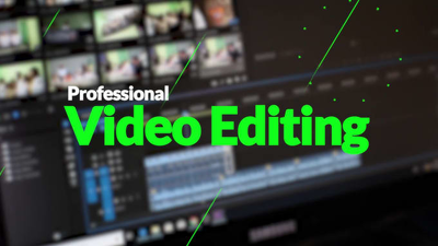Edit your video with transitions,color correction,music and more