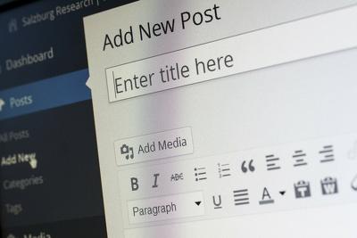 Update your wordpress website