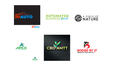 Design your Company Logo with unlimited revisions+source file