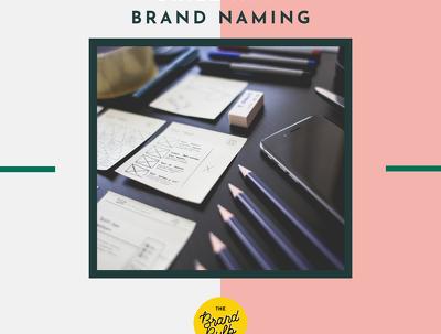 Create A Brilliant & Unique Brand Name
