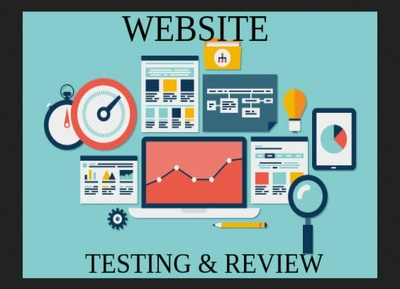 Test and review your website