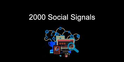 2000 Social Signals