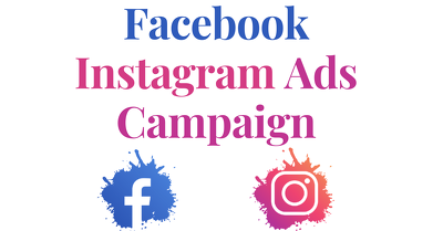 Setup and manage your facebook, instagram ads campaign
