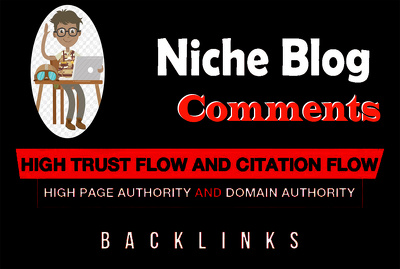Provide 100 Niche Related Blog Comments