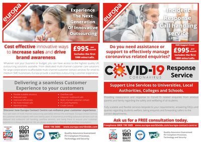 Design bespoke eye-catching flyer UNLIMITED REVISIONS