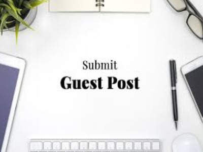 Publish 1 guest post on selected site with content writing