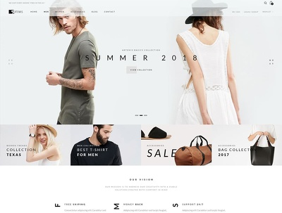 Design and Develop e-Commerce Website / Online shop