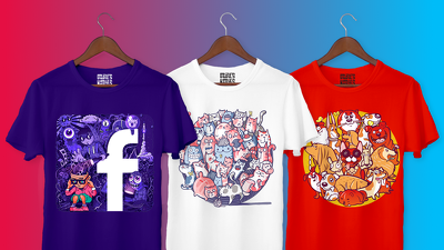 Create creative print for t-shirt