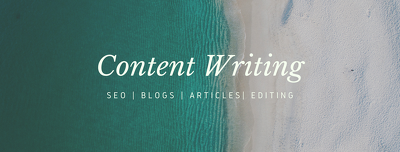 Write SEO articles for your website/blog