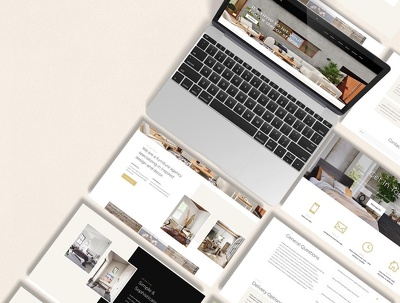 Develop & design 5 page WordPress site with user-friendly theme