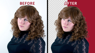 Remove background in your complex image