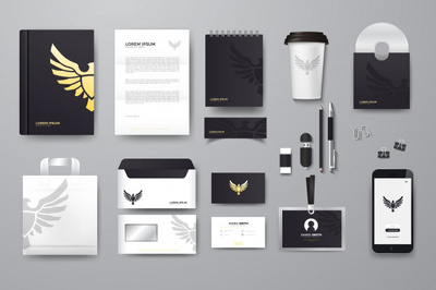 Do a professional brand Identity design (Unlimited Revisions)