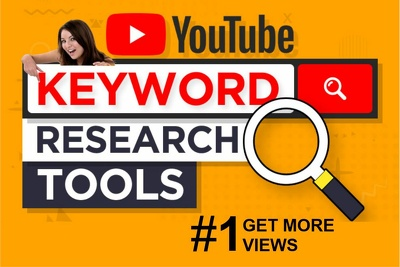 Do best youtube 50 keyword research and competitor analysis