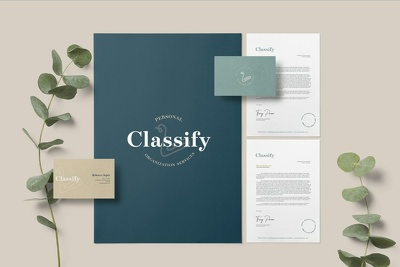 Design Simple And Nice Looking Letterhead