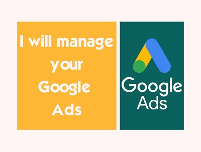 Setup, and manage your google ads AdWords PPC campaigns