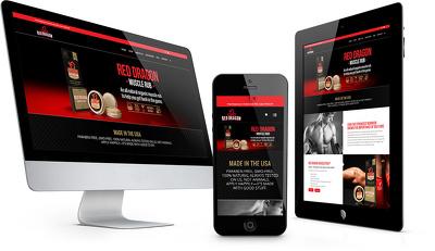 Responsive 5 Page WordPress Website Design & Development