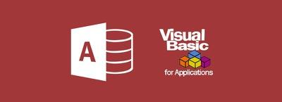 Create Excel or Access VBA macro