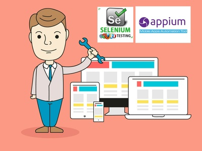 Test & automate your entire Web & Mobile Application with report