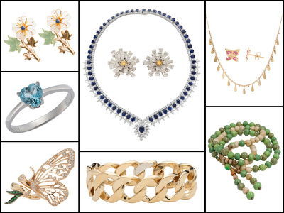 I Provide Especially Jewelry Image Editing & High-end Retouching