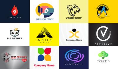 Design an Professional logo + Free favicon + logo source files