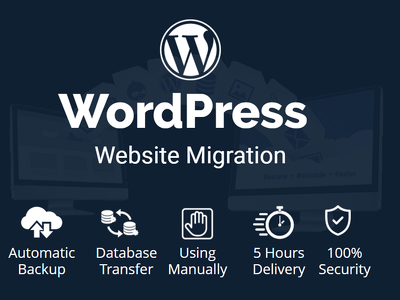 Manually Migrate your WordPress site from one host to another