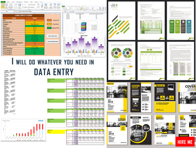 Do perfect data entry, web research and copy paste