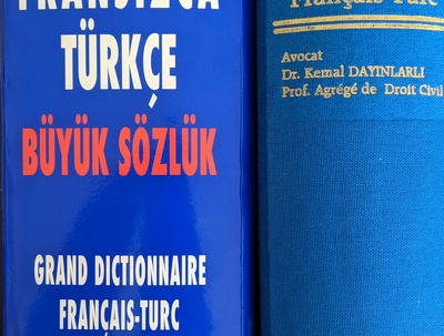 Translate 500 words from French to Turkish or vice versa